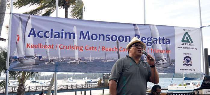 Monsoon Regatta